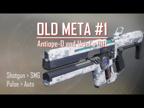 Using Old Meta Weapons (Antiope, Uriels) in Season 4 - Destiny 2