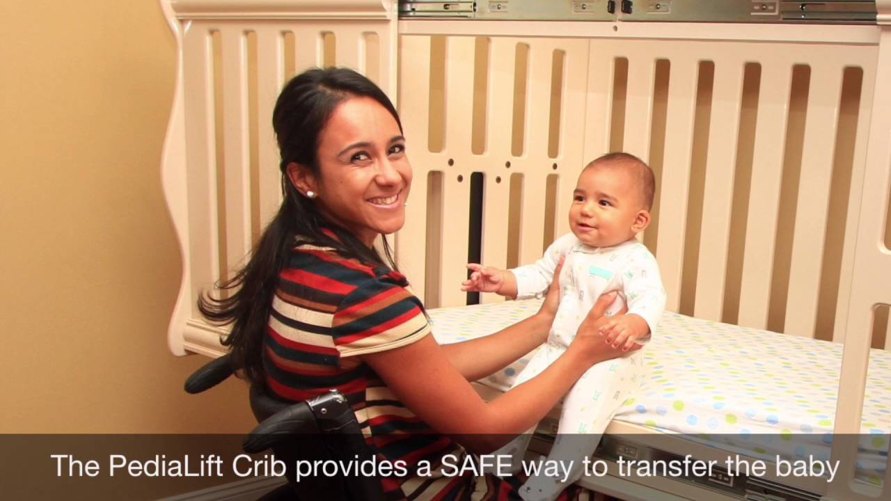 Baby crib gertie - The Pedialift Crib Intro Video