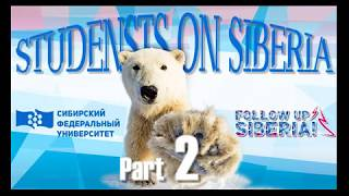 Foreign professor of the Siberian Federal University on Siberia