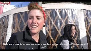 Teaser des 2 Yourtes bar après ski - concerts, bar, restaurant 1700 m  d'altitude