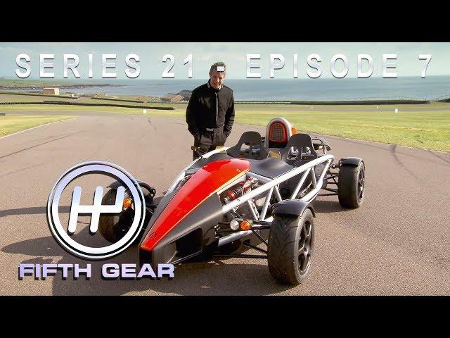 Fifth Gear: Series 21 Episode 7 - Full Episode
