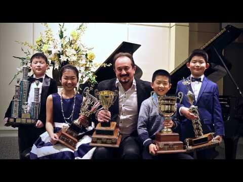 Nick Sergienko's piano class  -  Amadeus Music Academy  -
