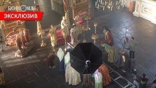 ЭКСКЛЮЗИВ! Венчание на царство Ивана Грозного в Казанском Кремле