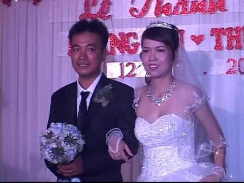 Đám cưới An - Vân ( Nhà Hàng Bạch Kim )