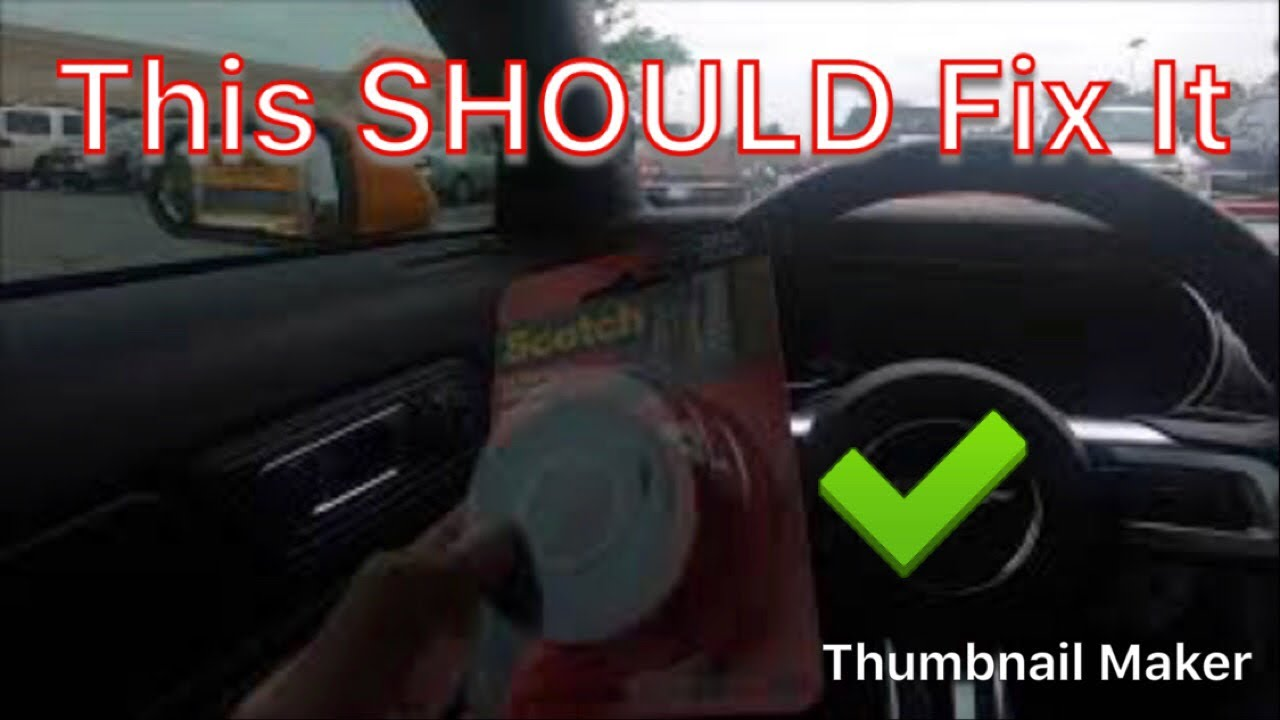 THIS IS WHY YOU DONT BUY CHEAP PARTS FOR YOUR BRAND NEW MUSTANG!!+How To  Use A SELF Serve Carwash