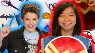 🔴 Watch Now Live: Creative DIY with Jett and Analei  | DC Kids