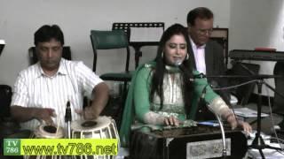 Ye dil Tum bin kahin lagta nehi hum kya kare Singer Kiran Sachdev & Arshad Malik