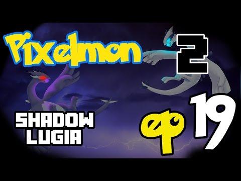 how to make a pixelmon lugia a shadow lugia
