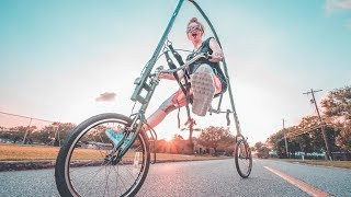 Glide Cycle- DTTRW? | (GRAV3YARDGIRL 2.0)