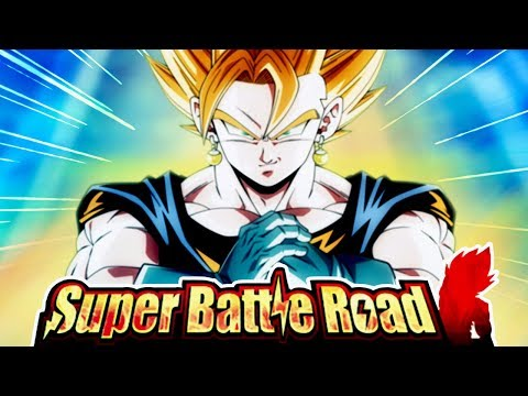 ALL NEW POTARA CATEGORY SUPER BATTLE ROAD! Dragon Ball Z Dokkan Battle