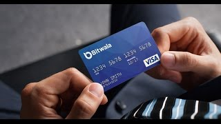 Using a Bitcoin Visa Debit Card