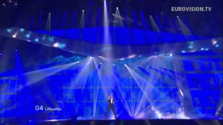 Donny Montell - Love Is Blind - Live - Grand Final - 2012 Eurovision Song Contest