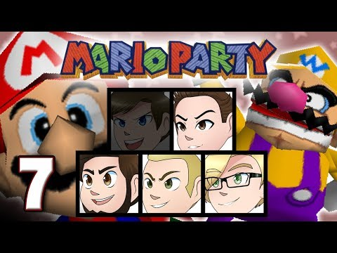 Mario Party: VIP Section - EPISODE 7 - Friends Without Benefits