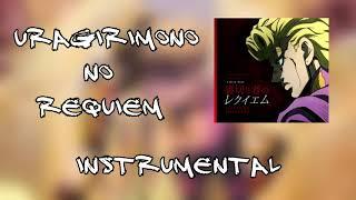(OFFICIAL FULL INSTRUMENTAL) Uragirimono no Requiem | JoJo : Golden Wind OP 2