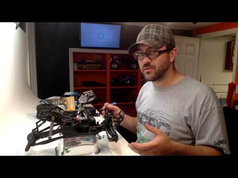 Axial Yeti In-depth Disassembly and Details