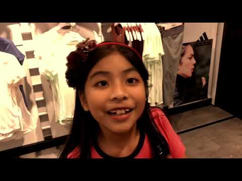 Fiona in Abu Dhabi mall