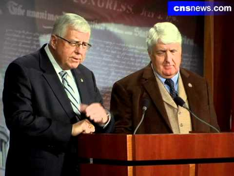 Senators Mike Enzi and Rob Bishop Talk About The Constitution