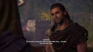 Assassin's Creed Odyssey - Prince of Persia (Side Mission) thumbnail