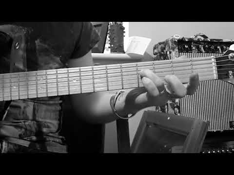 Psychotic Reaction by The Cramps, Slow Tutorial/ Cover