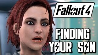 Fallout 4 - Meeting Shaun, Your Son Female