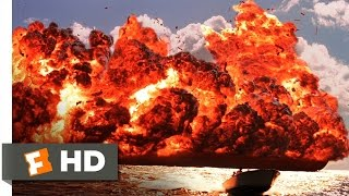 Speed 2: Cruise Control (5/5) Movie CLIP - Tanker Blast (1997) HD