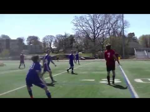 Rye BHS United vs Rye Brook Fusion 4/26/15 (First Half)