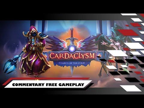 Cardaclysm - PC Indie Gameplay |