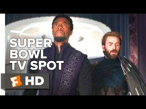 Avengers: Infinity War Super Bowl TV Spot | Movieclips Trailers