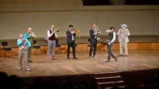 "Mnozil Brass ""YES, YES, YES!"" im Wiener Konzerthaus"