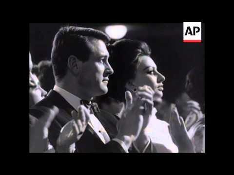 BAMBI FILM AWARDS - NO SOUND
