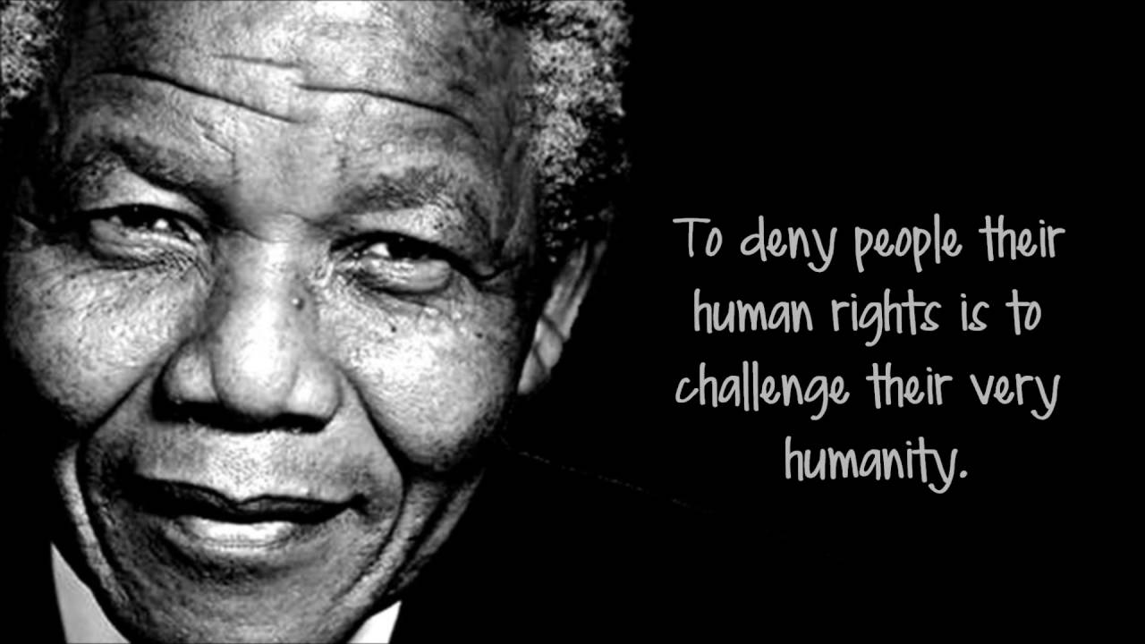 Quotes Nelson Mandela Unique Nelson Mandela Famous Quotes  Youtube