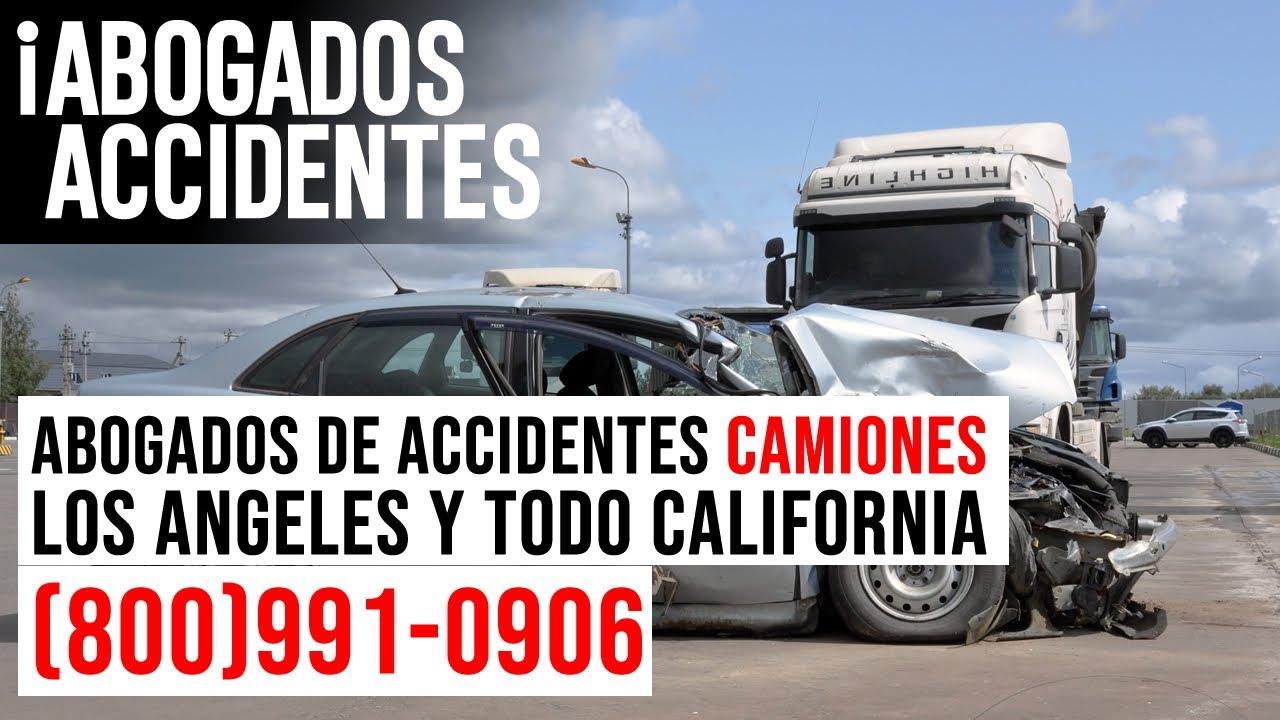 En california, 376 grandes camiones estuvieron involucrados en accidentes de tráfico mortales. Abogados de Accidentes de Camiones Comerciales en Los