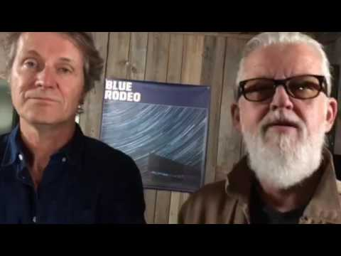 """Chat w Blue Rodeo's Jim Cuddy & Greg Keelor new album """"1000 Arms"""""""