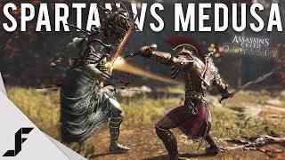 Spartan vs Medusa - Assassin