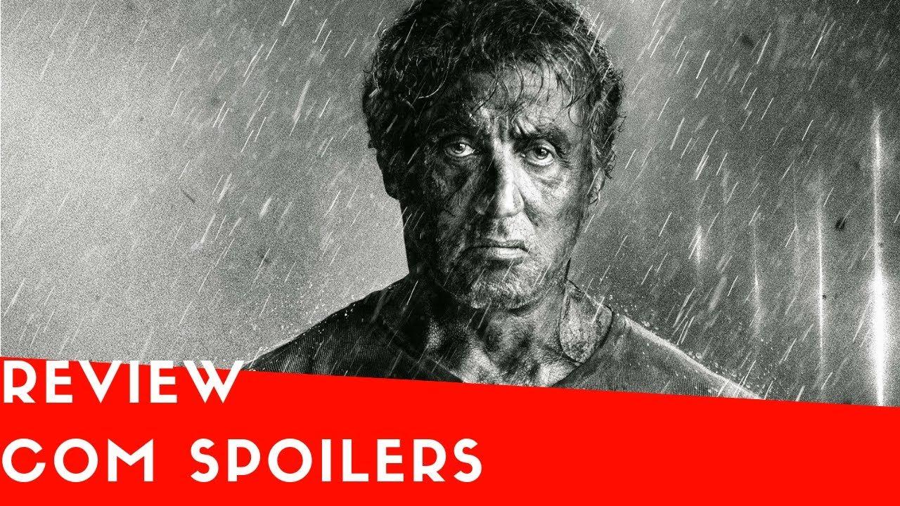 Rambo: Até o Fim - Review COM SPOILERS