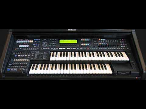 technics organ sx gn9k demo ballad youtube rh youtube com