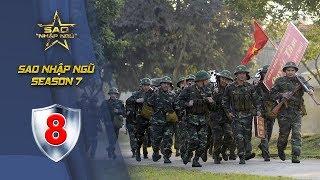 Sao nhập ngũ Mùa 7 - Tập 8 | Đoàn quân Tiên phong - Trải nghiệm khó quên