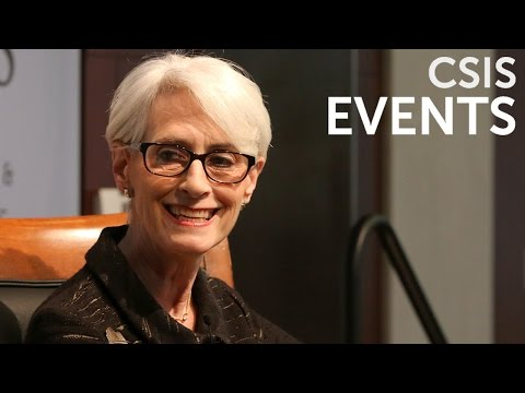 Smart Women, Smart Power: A Conversation with Wendy Sherman