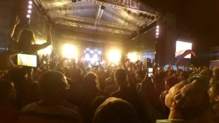 Ленинград - Сиськи (Live - Abrau-durso 2016)