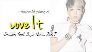 I love it (너무 좋아) information ❥ lyrics by g-dragon music g-dragon, boys noise arrangement coup d'etat tracklisting 1. (쿠데타; ...