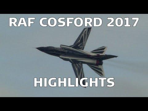 RAF Cosford Air Show 2017 Highlights