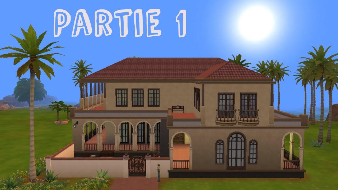 Déco Co Sims 4 4 Rénovation D Une Maison De Oasis Springs Part 1
