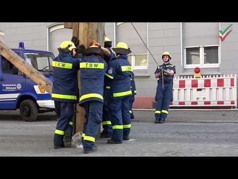 Schwere Explosion in Dortmund Hörde - Mehrfamilienhaus explodiert und eingestürzt