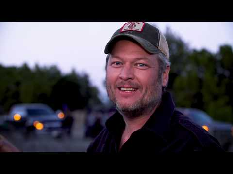 "Blake Shelton - ""God's Country"" (Behind The Scenes)"
