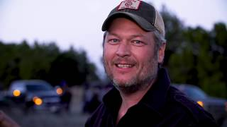 """Blake Shelton - """"God's Country"""" (Behind The Scenes)"""