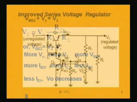 Module -5 Lecture - 5 Regulated Power Supply