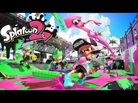 Splatoon 2 download est télécharger nsp and xci file for nintendo switch US  region and Europe