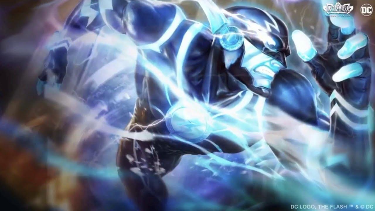 【傳說對決】 閃電俠|混沌大亂鬥打野|以光速穿梭野區,馳騁整個戰場的英雄! - YouTube