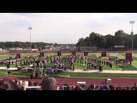 2016 Jonesboro High School Marching Band Competition