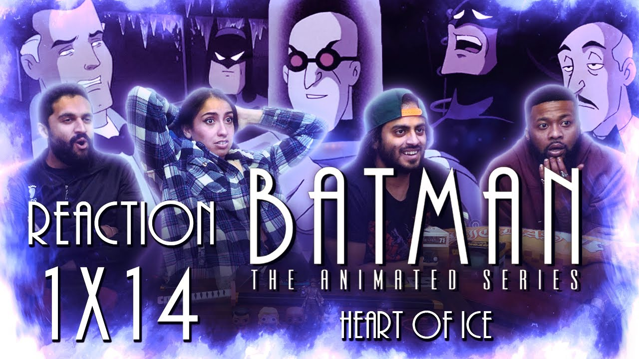 Download Batman: The Animated Series - 1x14 Heart of Ice - Group Reaction